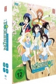 Nisekoi: Staffel 2 - Vol.1/2: Limited Edition + Sammelschuber
