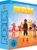 Punch Line - Vol.1/4 [Blu-ray]: Limited Edition + Sammelschuber