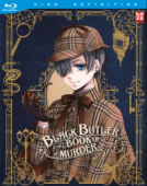 Black Butler: Book of Murder [Blu-ray]