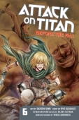 Attack on Titan: Before the Fall - Vol.06