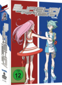 Eureka Seven - Box 2/2: Digipack