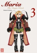 Maria the Virgin Witch - Bd.03