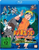 Naruto - The Movie: Die Hüter des Sichelmondreiches [Blu-ray]