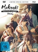 Hakuoki: Demon of the Fleeting Blossom - Film 1: Wild Dance of Kyoto - Limited Special Edition [Blu-ray+DVD]