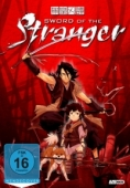 Sword of the Stranger -  Mediabook Edition [Blu-ray+DVD]