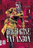 High Rise Invasion - Bd.01: Kindle Edition
