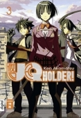 UQ Holder! - Bd.03: Kindle Edition