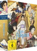 Miss Hokusai - Collector's Edition [Blu-ray+DVD]