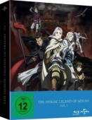 The Heroic Legend of Arslan - Vol.1/2: Limited Premium Edition [Blu-ray]