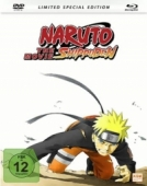 Naruto Shippuden: The Movie - Limited Mediabook Edition [Blu-ray+DVD]