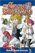 The Seven Deadly Sins - Vol.08