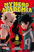 My Hero Academia - Bd.02