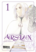 The Heroic Legend of Arslan - Bd.01