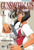 Gunsmith Cats - Revised Edition - Bd.01