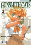 Gunsmith Cats - Revised Edition - Bd.02