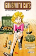 Gunsmith Cats - Bd.08