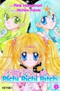 Mermaid Melody: Pichi Pichi Pitch! - Bd.03