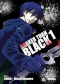 Darker than Black - Bd.01
