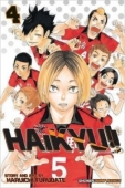 Haikyu!! - Vol.04