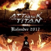 Attack on Titan - Kalender 2017