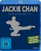 Jackie Chan: Superfighter 1-3 [Blu-ray]