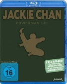 Jackie Chan: Powerman 1-3 [Blu-ray]