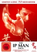 The Ip Man Saga - Limited Mediabook Edition [Blu-ray]