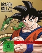 Dragonball Z - The Movie 14: Kampf der Götter - Limited Steelbook Edition [Blu-ray+DVD]
