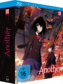Another - Vol.1/4 [Blu-ray]: Limited Edition + Sammelschuber