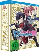 Love, Chunibyo & Other Delusions!: Heart Throb - Vol.1/4 [Blu-ray]: Limited Edition + Sammelschuber