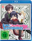 Love, Chunibyo & Other Delusions!: Heart Throb - Vol.2/4 [Blu-ray]