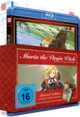 Maria the Virgin Witch - Vol.1/3: Limited Edition [Blu-ray] + Manga Bd.01