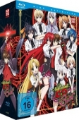 Highschool DxD BorN - Vol.1/4 [Blu-ray]: Limited Edition + Sammelschuber