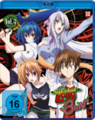 Highschool DxD BorN - Vol.3/4 [Blu-ray]
