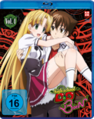 Highschool DxD BorN - Vol.4/4 [Blu-ray]