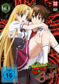 Highschool DxD BorN - Vol.4/4