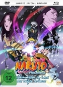 Naruto - The Movie: Geheimmission im Land des ewigen Schnees - Limited Mediabook Edition [Blu-ray+DVD]