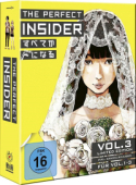 The Perfect Insider - Vol.3/3 [Blu-ray]: Limited Edition + Sammelschuber