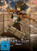 Attack on Titan: Staffel 1 - Vol.2/4: Limited Edition