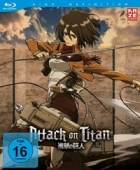 Attack on Titan: Staffel 1 - Vol.2/4 [Blu-ray]