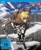 Attack on Titan - Vol.3/4 [Blu-ray]