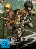 Attack on Titan: Staffel 1 - Vol.4/4: Limited Edition