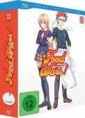 Food Wars!: Shokugeki no Soma - Vol. 1/4: Limited Edition [Blu-ray] + Sammelschuber