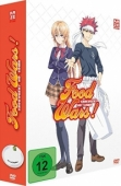 Food Wars!: Shokugeki no Soma - Vol.1/4: Limited Edition + Sammelschuber