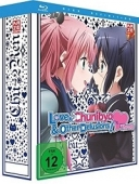 Love, Chunibyo & Other Delusions!: Heart Throb - Vol.1/4: Collector's Edition [Blu-ray] + Sammelschuber