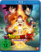 Dragonball Z - Movie 15: Resurrection 'F' [Blu-ray]