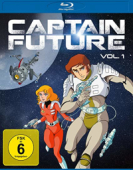 Captain Future - Vol. 1/4 [Blu-ray]