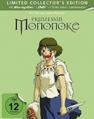 Prinzessin Mononoke - Limited Steelbook Edition [Blu-ray + DVD]