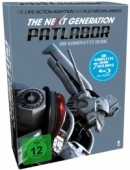 Artikel: The Next Generation: Patlabor - Gesamtausgabe [Blu-ray]