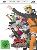 Naruto Shippuden - The Movie: Die Erben des Willens des Feuers - Limited Mediabook Edition [Blu-ray+DVD]